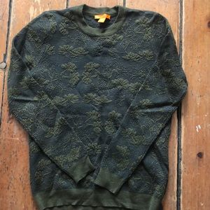 Joe Fresh Textured Victorian Sweater